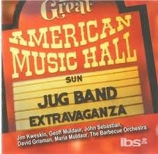 Kweskin Jim & Geoff Muldaur - Great American Music Hall Jug Band
