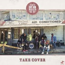 Hot 8 Brass Band - Take Cover (Red Vinyl)