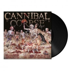 Cannibal Corpse - Gore Obsessed (180 G Black Album)