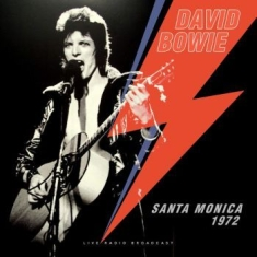 Bowie David - Live Santa Monica '72