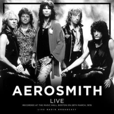 Aerosmith - Live At The Music Hall, Boston 1978