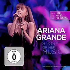 Ariana Grande - Story Of Her Music (Cd+Dvd)