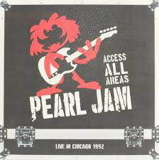 Pearl Jam - Access All Areas Live 1992