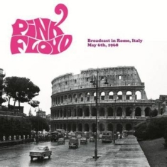 Pink Floyd - Broadcast In Rome Italy May 6, 1968