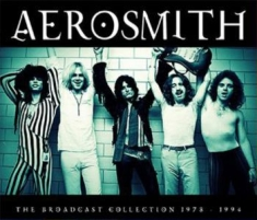 Aerosmith - The Broadcast Collection 1978-1994