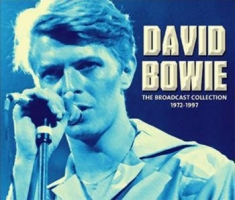 Bowie David - The Broadcast Collection 1972-1997