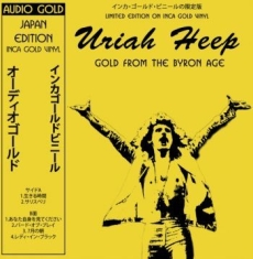 Uriah Heep - Gold From The Byron Era (Gold Vinyl