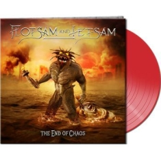 Flotsam And Jetsam - End Of Chaos The (Red Clear Vinyl)