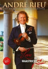 Rieu André - Love In Maastricht (Dvd)
