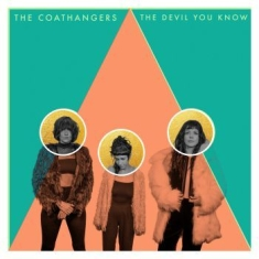 Coathangers The - The Devil You Know (Green/White Spl