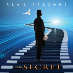 Alan Parsons - The Secret (Box Set: Cd+Dvd, Lp, 2C