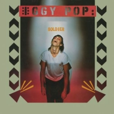 Iggy Pop - Soldier (Gatefold)