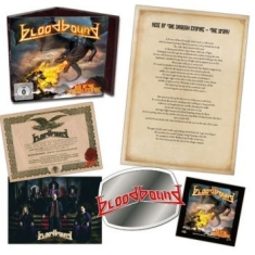 Bloodbound - Rise Of The Dragon Empire (Boxset C