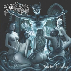 Belphegor - Lucifer Incestus (Black Vinyl)