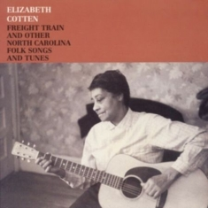 Cotten Elizabeth - Freight Train And Other Folk Songs