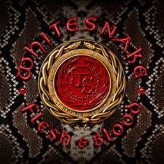 Whitesnake - Flesh & Blood (Cd+Dvd+2Lp+Numbered