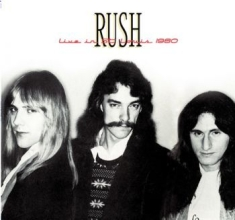 Rush - Live In St Louis 1980 (Fm)