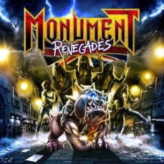 Monument - Renegades (Vinyl Lp Silver Ltd)