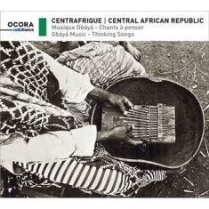 Musiciens Gbaya - Central African Republic: Gbáyá Mus