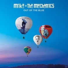 Mike + The Mechanics - Out Of The Blue