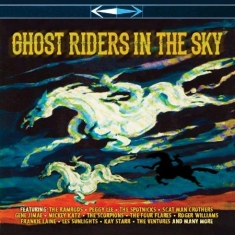 Blandade Artister - Ghost Riders In The Sky