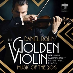 Blandade Artister - The Golden Violin, Music Of The 20S