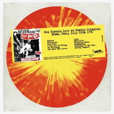 Sex Pistols - Live At Stadio Olimpico 1996 (Rsd19) Red Splatter