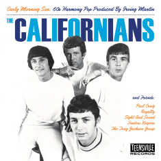 Californians & Friends - Early Morning Sun (60S Harmony Pop