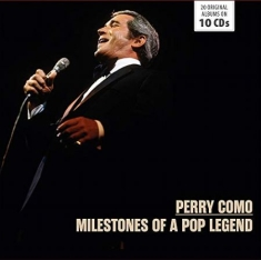 Como Perry - Milestones Of A Pop Legend