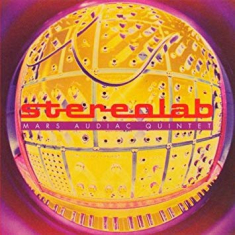 Stereolab - Mars Audiac Quintet - Expanded
