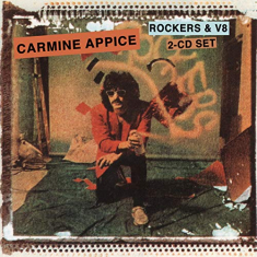 Appice Carmen - Rockers & V8 (2 Cd)