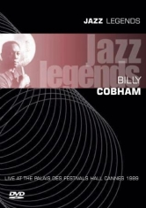 Cobham Billy - Live In Cannes 1989
