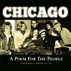 Chicago - A Poem For The People (Live Broadca