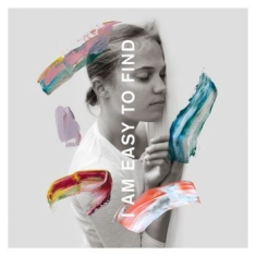 National The - I Am Easy To Find (Clear Vinyl)