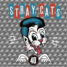 Stray Cats - 40 (Cd Deluxe Ltd.)