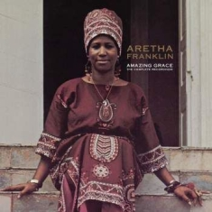 Aretha Franklin - Amazing Grace: The Complete Re