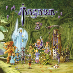 Magnum - Lost On The Road To Eternity (Green