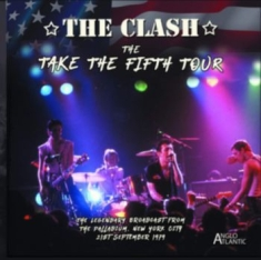 Clash - Give 'em Enough Rope - New York '79