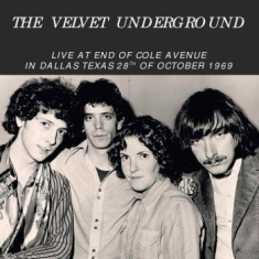Velvet Underground - Live At End Of Cole Ave. 28Th Oct.1