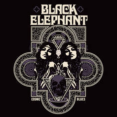 Black Elephant - Cosmic Blues (Green Vinyl)