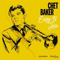Chet Baker - Easy To Love (Vinyl)