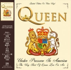 Queen - Under Pressure In America - Best Of