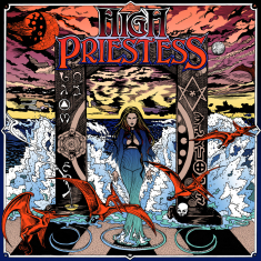 High Priestess - High Priestess (Blue, Exclusive Sca