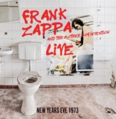 Frank Zappa - Live..New Years Ever 1973 (Fm)