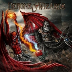 Demons & Wizards - Touched By The Crimson King (Remast