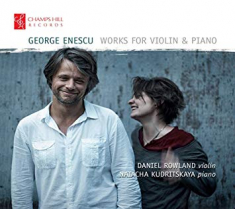 Enescu, George - Works For Violin And Piano