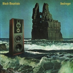 Black Mountain - Destroyer (White Vinyl)