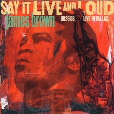James Brown - Say It Live And Loud - Live 1968 (2