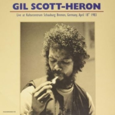 Scott-Heron Gil - Live At Kulturzentrum Bremen 1983