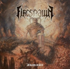 Firespawn - Abominate-Lp+Cd/ Gatefold-